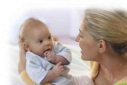 Розвиток дитини в перший місяць: Спеціальні вправи