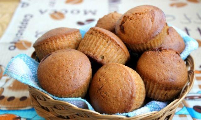 Рецепт кексів в формочках. Кілька варіантів традиційної випічки