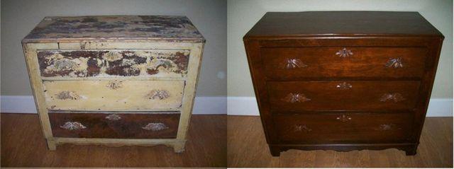 Реставрація меблів своїми руками