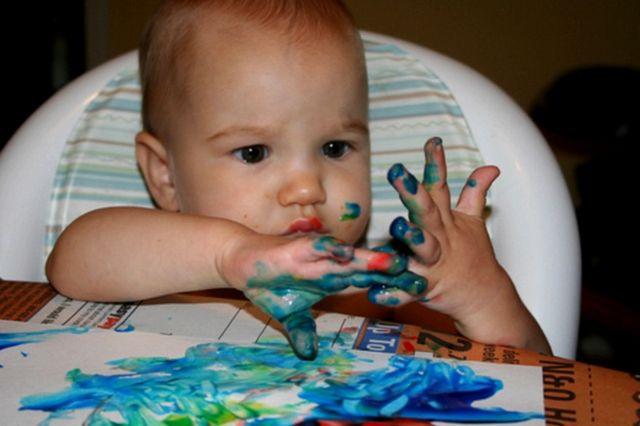 Малювання в розвитку дитини