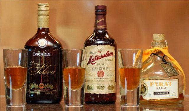 Ром: з чим його п'ють? Як правильно і з чим треба пити ром?