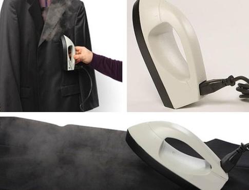 Ручні відпарювачі для одягу: відгуки