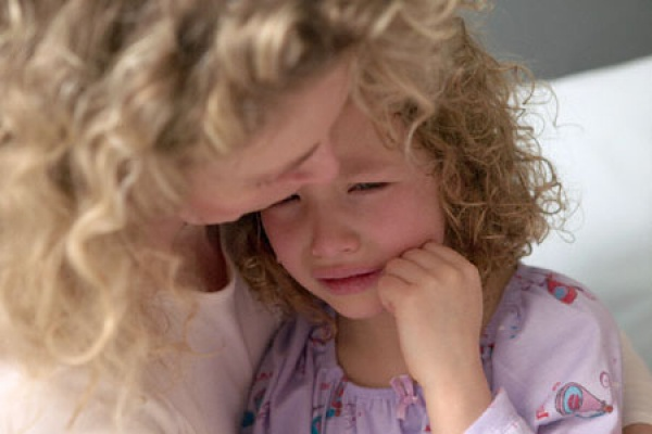 Блювота у дитини: причини. Лікування блювання у дитини народними засобами