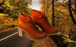 Сама модна жіноче взуття восени-взимку 2013-2014 - фото трендів осені 2013 у взутті для жінок