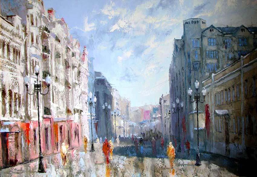 Самостійні екскурсії по Москві: пам'ятки Старого Арбата