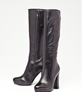 Наймодніші чоботи на осінь 2012 - 10 кращих моделей