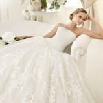 Наймодніші весільні сукні 2013