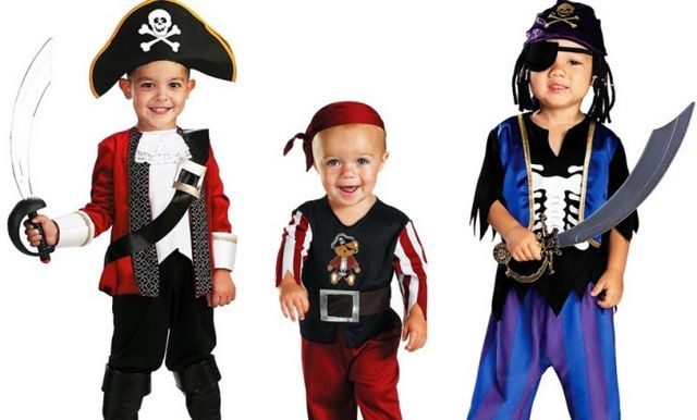 Сценарій піратської вечірки для дітей