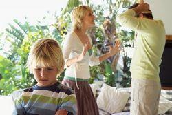 Сімейні конфлікти, и їх Вплив на дітей