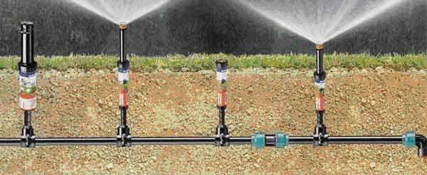 Системи поливу городу. Види, особливості використання і способи виготовлення