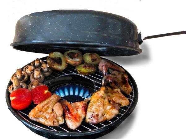 Сковорода гриль газ: відгуки. Особливості вибору сковороди гриль
