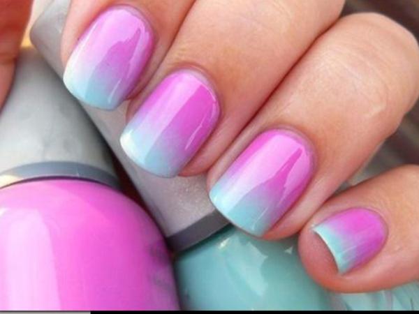 Поєднання кольорів на нігтях. Особливості та техніка виконання манікюру з комбінацією кольору