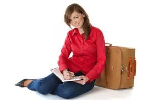 Складаємо список речей у відпустку: що необхідно взяти в подорож?