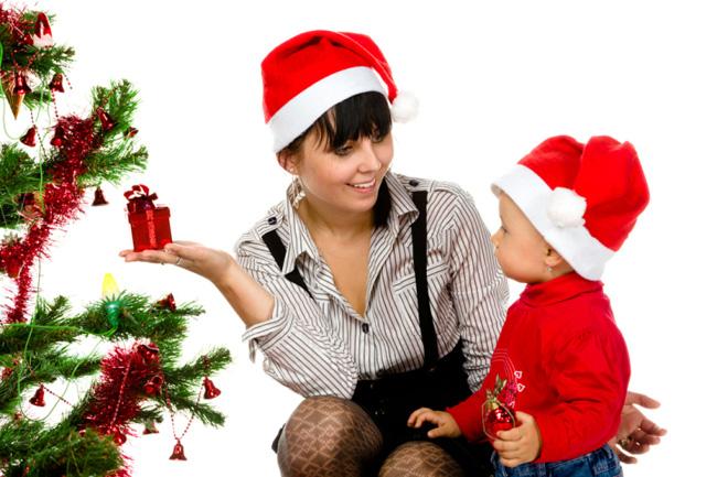 Спільне дозвілля дітей і батьків перед Новим роком і в новорічні свята