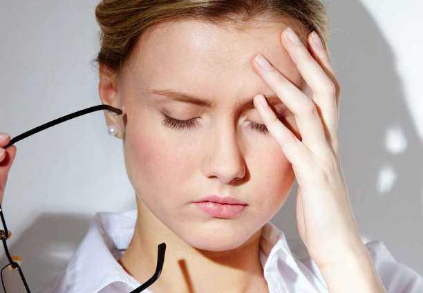 Спазм судин головного мозку: симптоми