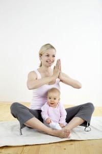 Спорт після пологів. Що можна молодій мамі?