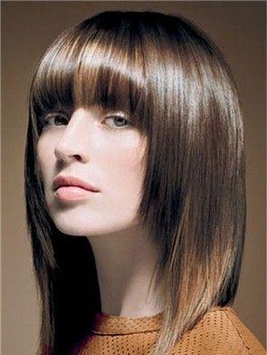 Стрижки жіночі на середні волосся