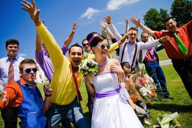 Весілля в стилі стиляг