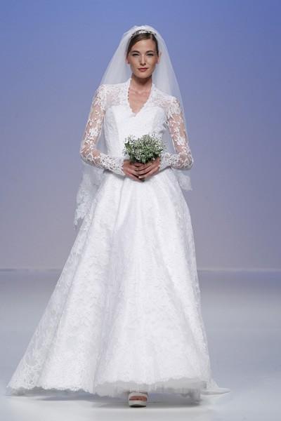 Весільна мода 2012 - найяскравіші весільні тренди!