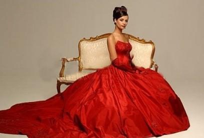 Весільна сукня: абетка кольору