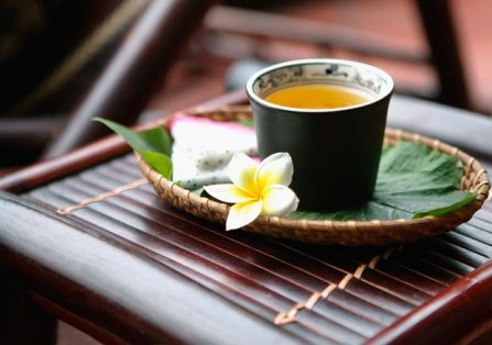 Властивості жовтого чаю