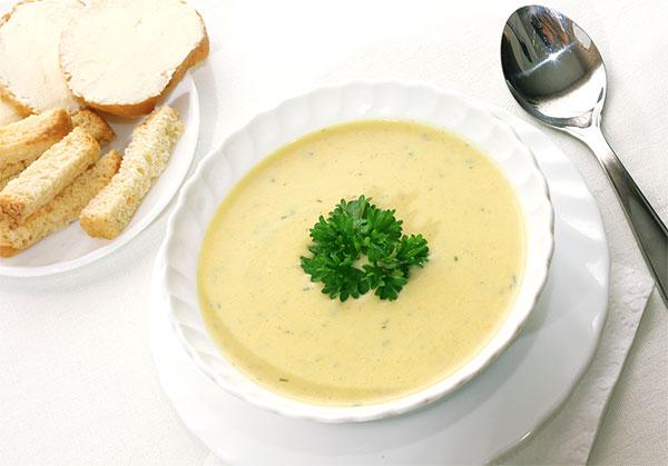 Сирний крем суп: рецепт. Як приготувати сирний крем-суп?