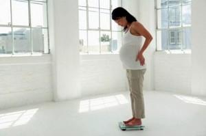Таблиця набору ваги при вагітності - зміни у вазі вагітної жінки