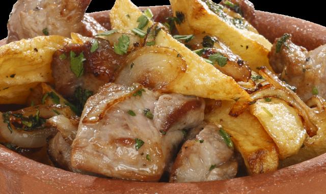 Телятина в мультиварці з картоплею: ??рецепт