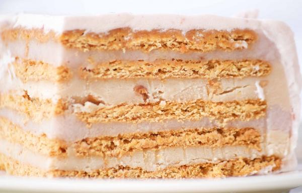 Торт з печива без випічки. Класичні рецепти і оригінальні варіанти десертів