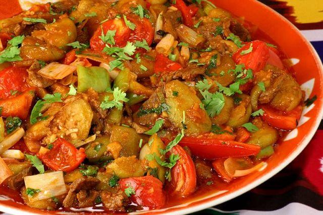 Тушковані овочі в мультиварці: рецепти. Як приготувати тушковані овочі з м'ясом в мультиварці?
