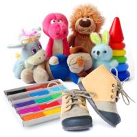 Догляд за немовлям - Гігієнічні приладдя для дитини