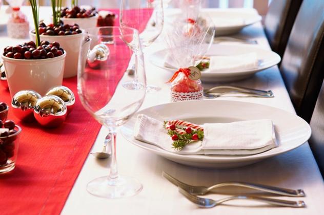 Новорічний стіл: конкурси для ресторану