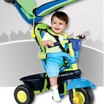 Види і кращі моделі триколісних дитячих велосипедів