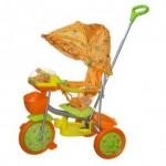 Триколісний велосипед Світлячок
