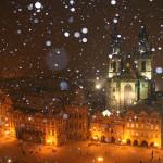 Зустрічаємо Новий рік у чарівній і загадковою Празі