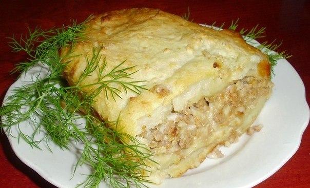 Як приготувати картопляну запіканку з сиром?