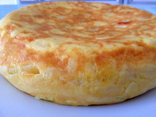 Картопляна запіканка в мультиварці Редмонд