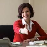 Жінка-начальниця: плюси і мінуси
