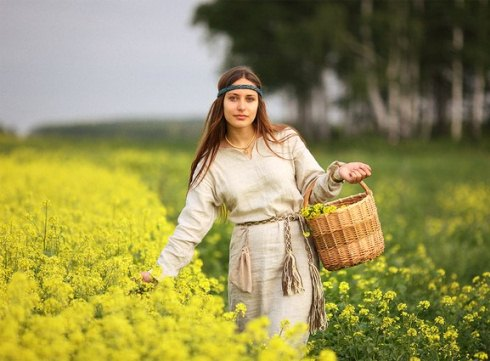 Жіночі слов'янські імена та їх значення