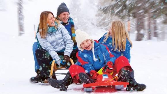 Зимові канікули 2014 з дітьми - куди поїхати на новорічні канікули з дитиною?