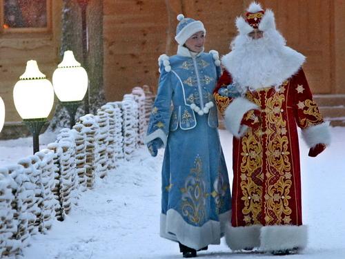 Зимові канікули 2014 з дітьми по Біловезькій пущі