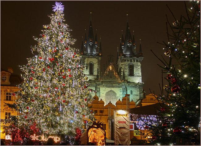 Зимові канікули 2014 з дітьми в Празі