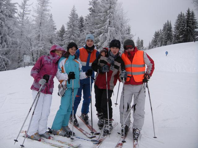 Зимові канікули 2014 з дітьми в Українському Закарпатті